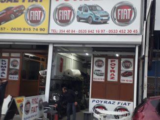Poyraz Fiat - Fiat Çıkma Parça
