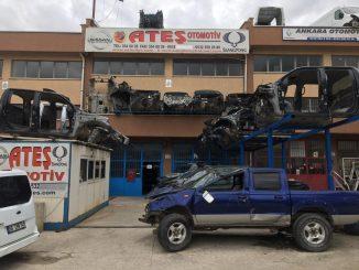SsangYong - Ford - Nissan Pikap Çıkma Parça - Ateş Otomotiv
