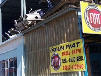 Özkara Fiat, Fiat Çıkma Parça